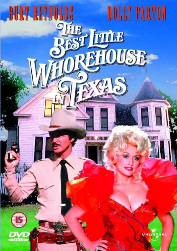 The Best Little Whorehouse In Texas Dvd Zavvi