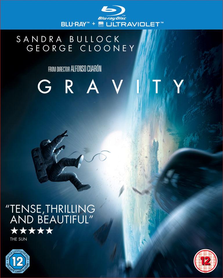 Gravity blu ray zavvi - Gravity movie 4k ...