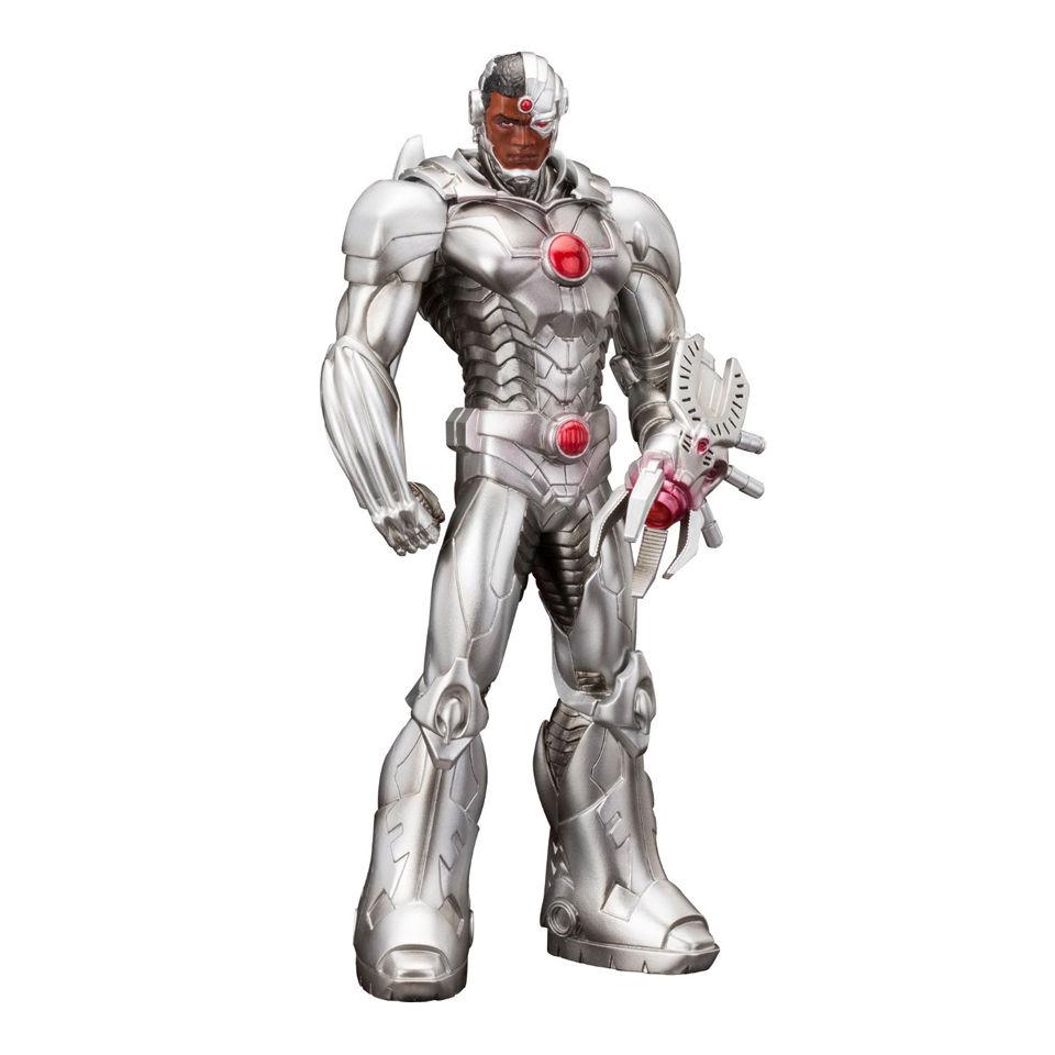 Kotobukiya Dc Comics Justice League Cyborg New 52 Artfx