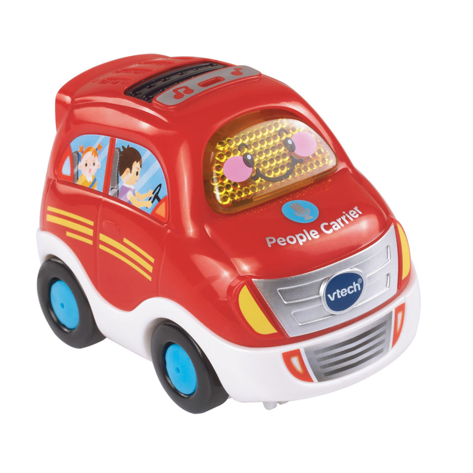 Vtech Toot-Toot Drivers Customisable People Carrier Toys