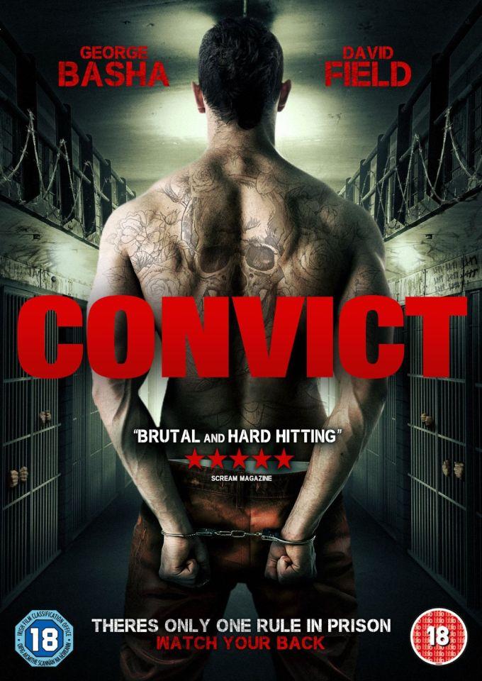 convict dvd zavvi