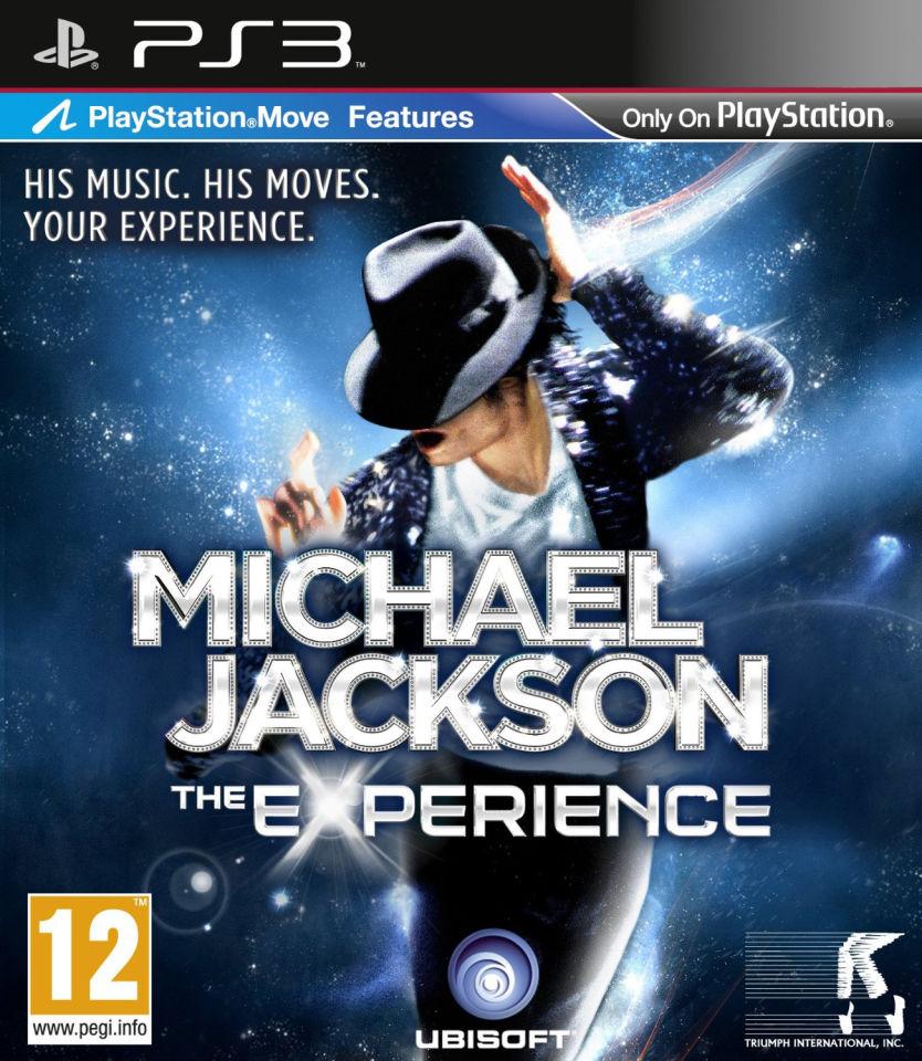 :Michael Jackson: The Experience + 2 Mics + Playstation ...