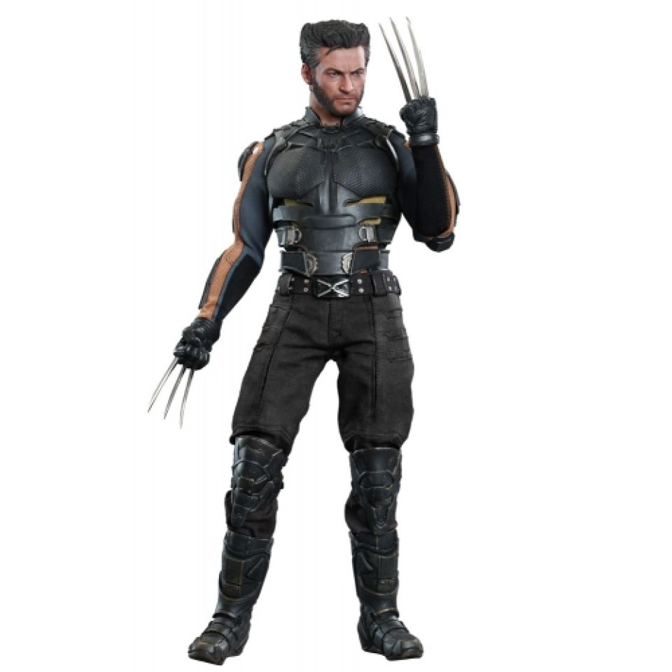 X Men Days Of Future Past Action Figures Hot Toys X - Men Days ...