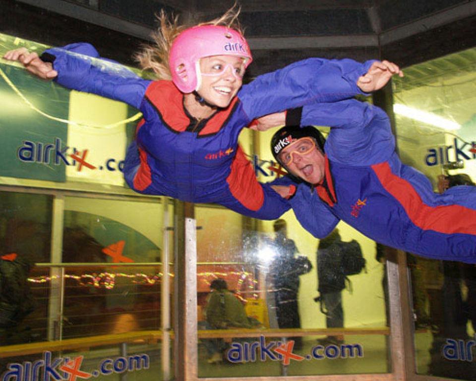 Airkix Indoor Skydiving Iwoot