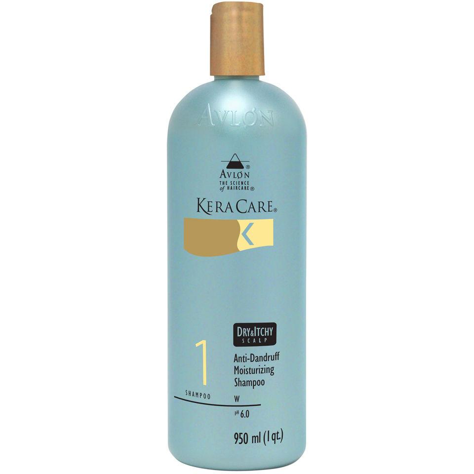 KeraCare Dry And Itchy Scalp Moisturizing Shampoo (950ml