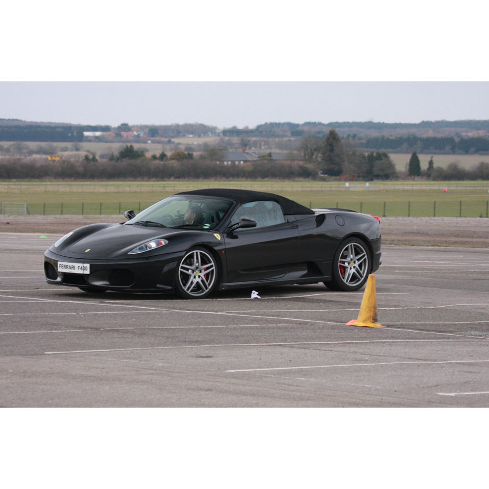 Supercar Driving Blast Experience Days
