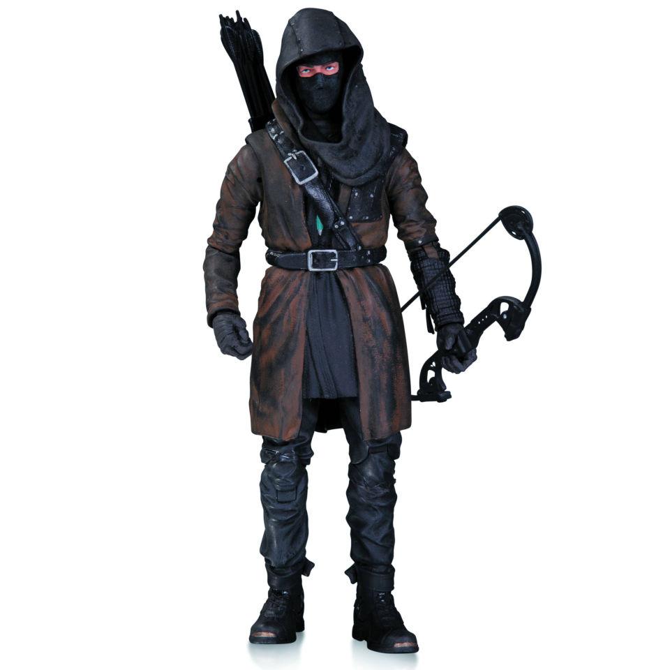 Dc Comics Arrow Dark Archer Action Figure Iwoot