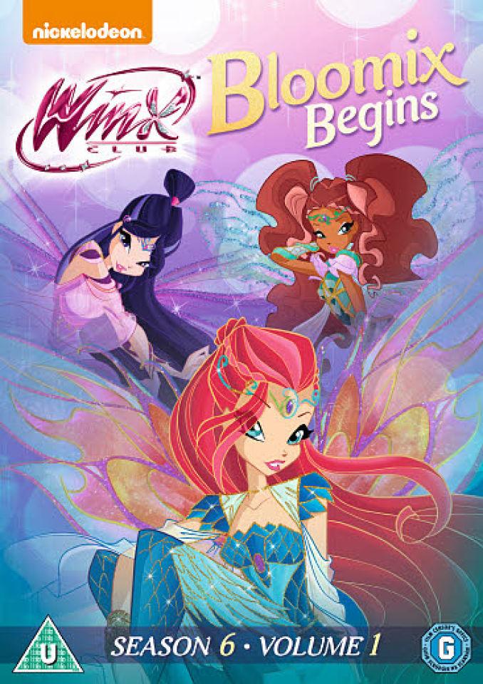 Winx Club: Bloomix Begins DVD | Zavvi