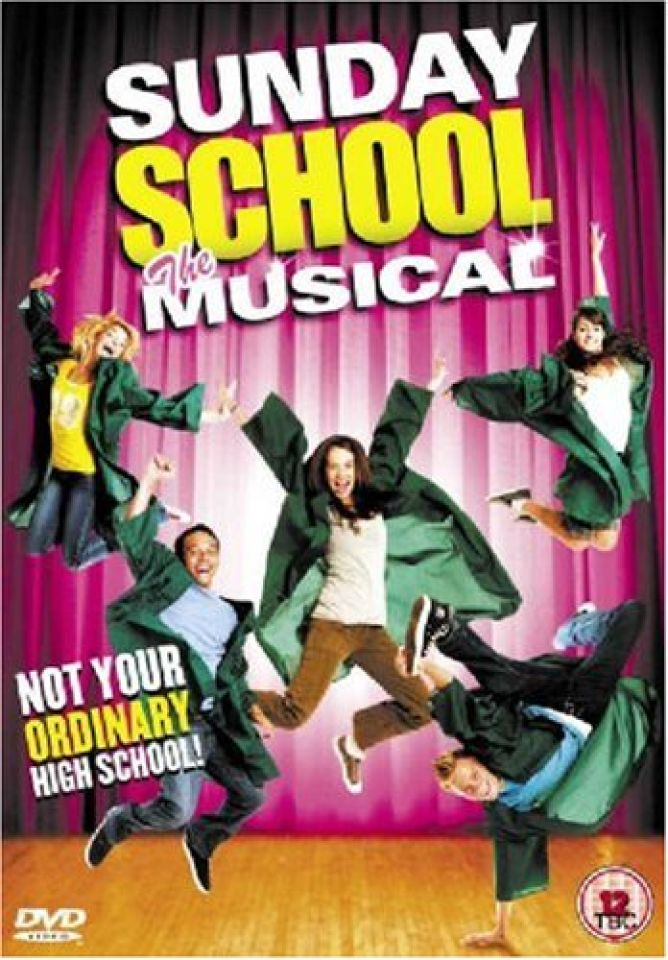 Sunday School Musical Dvd Zavvi