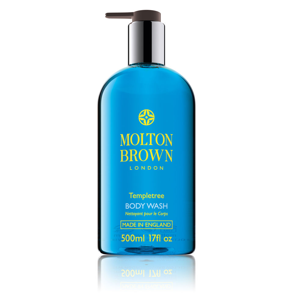 Molton Brown Templetree Body Wash 500ml (worth £30) | Free ...