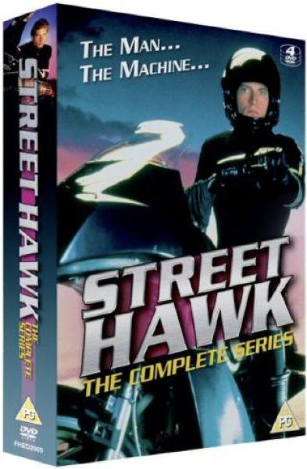Street Hawk The Complete Series Dvd Zavvi