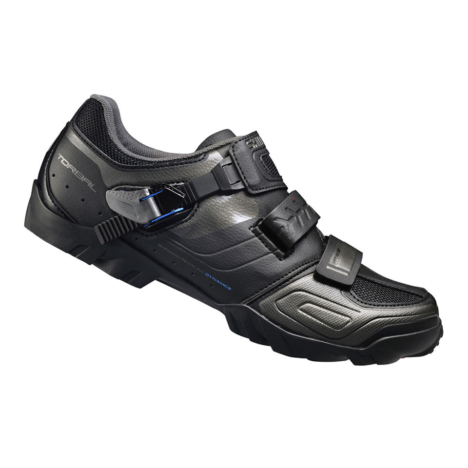 Shimano M089 SPD MTB Shoes - Black | Shoes and overlays
