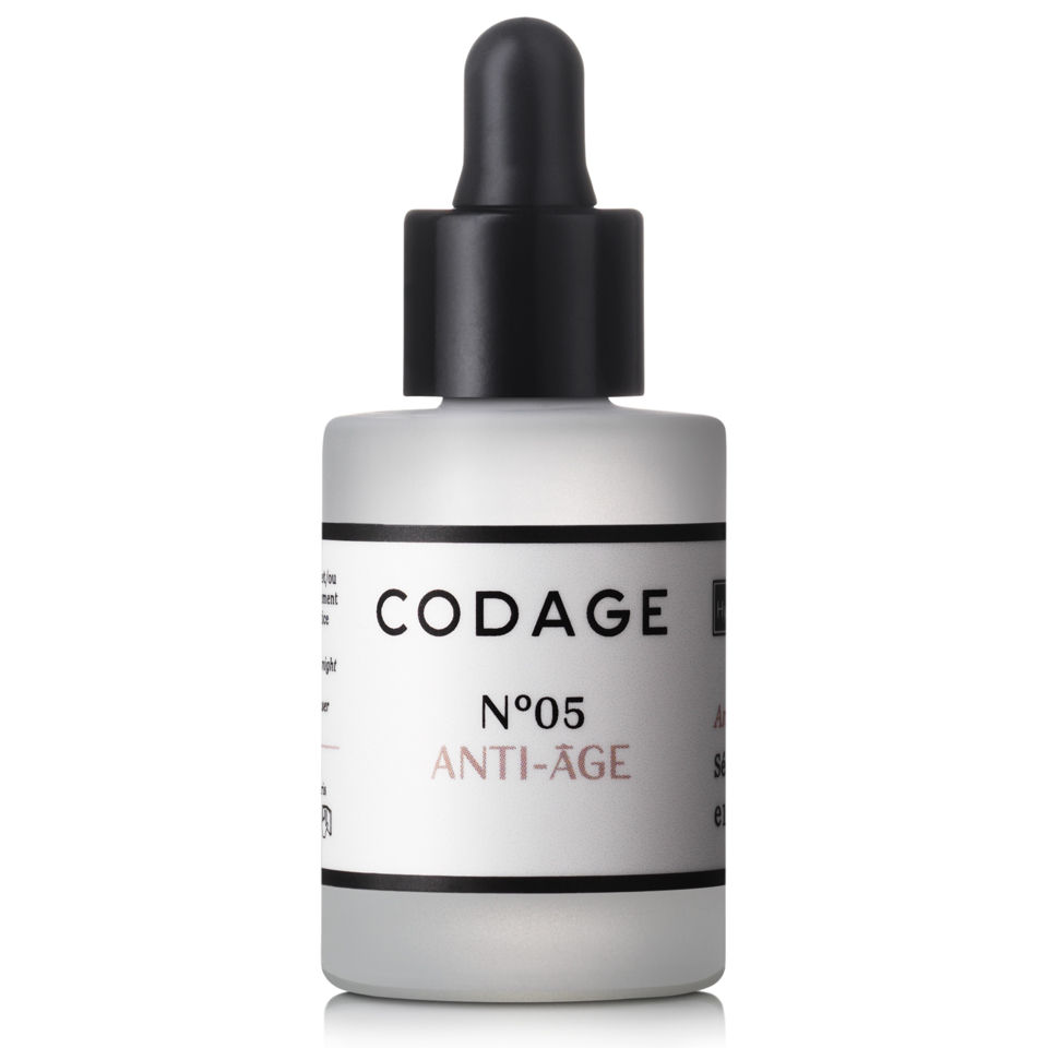 Codage Serum N05 Anti Ageing 10ml Beautyexpert An Electrical Shaver Point How To Fit A Shaving Socket Diy Doctor