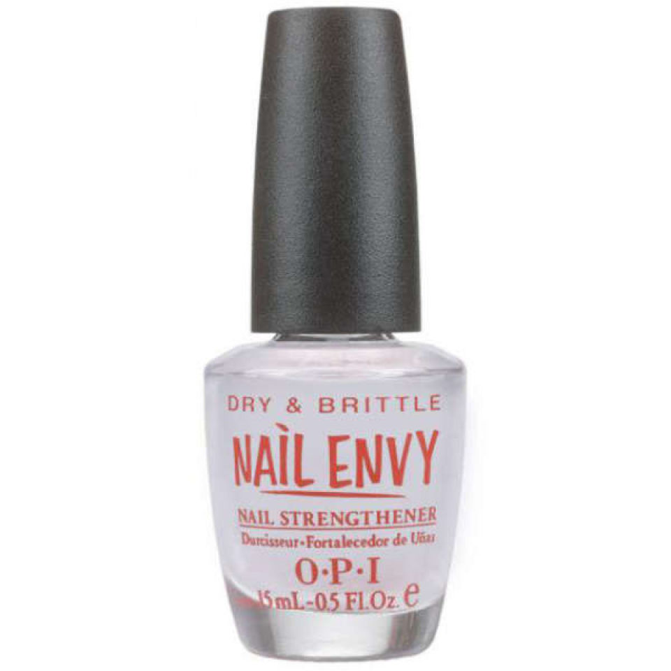OPI Nail Envy Treatment - Dry and Brittle (15ml) | Free Shipping ...
