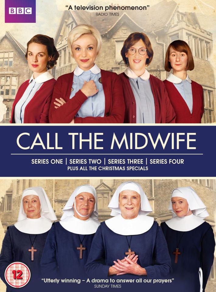 Call The Midwife Box Set Dvd Zavvi