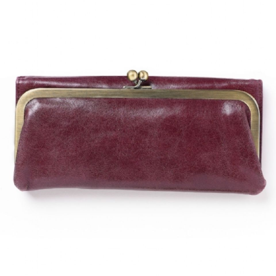 hobo rachel wallet bordeaux