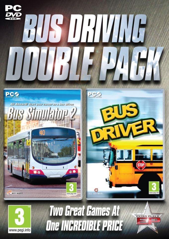 bus driving double pack bus simulator 2 bus driver pc. Black Bedroom Furniture Sets. Home Design Ideas