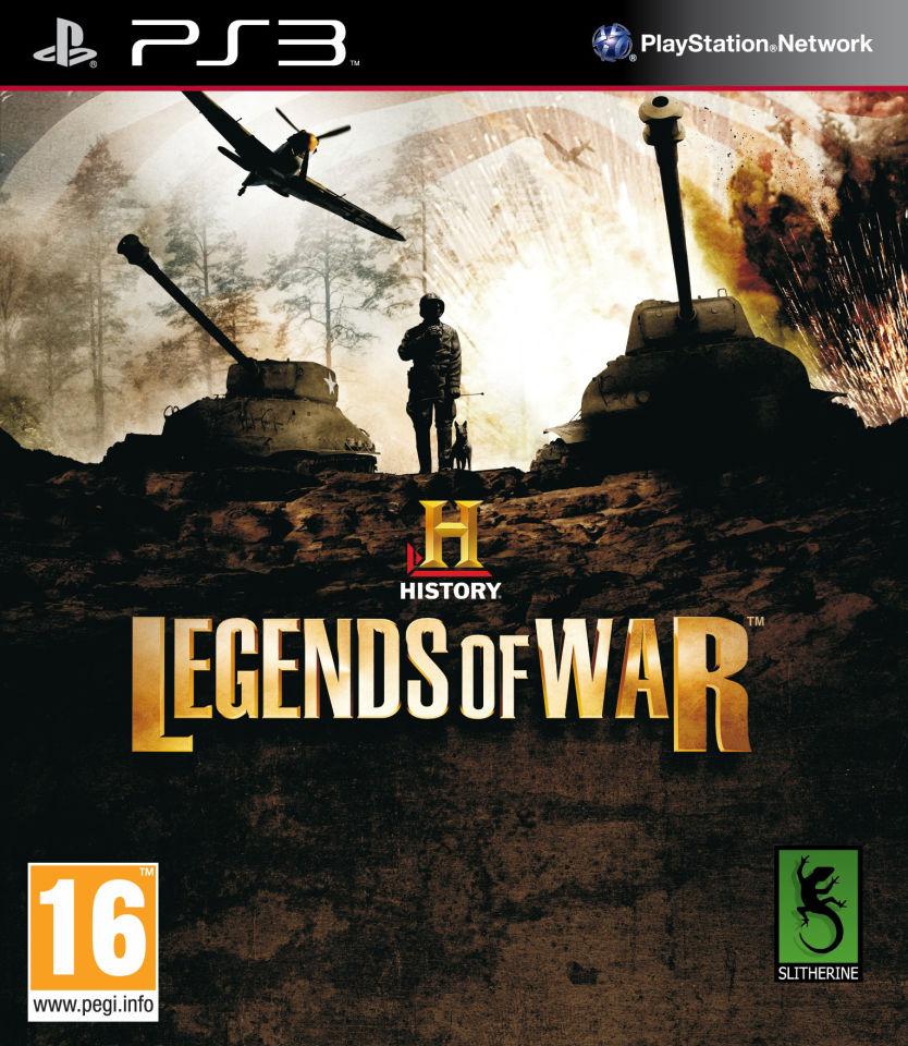 History Games For Ps3 : History legends of war ps zavvi