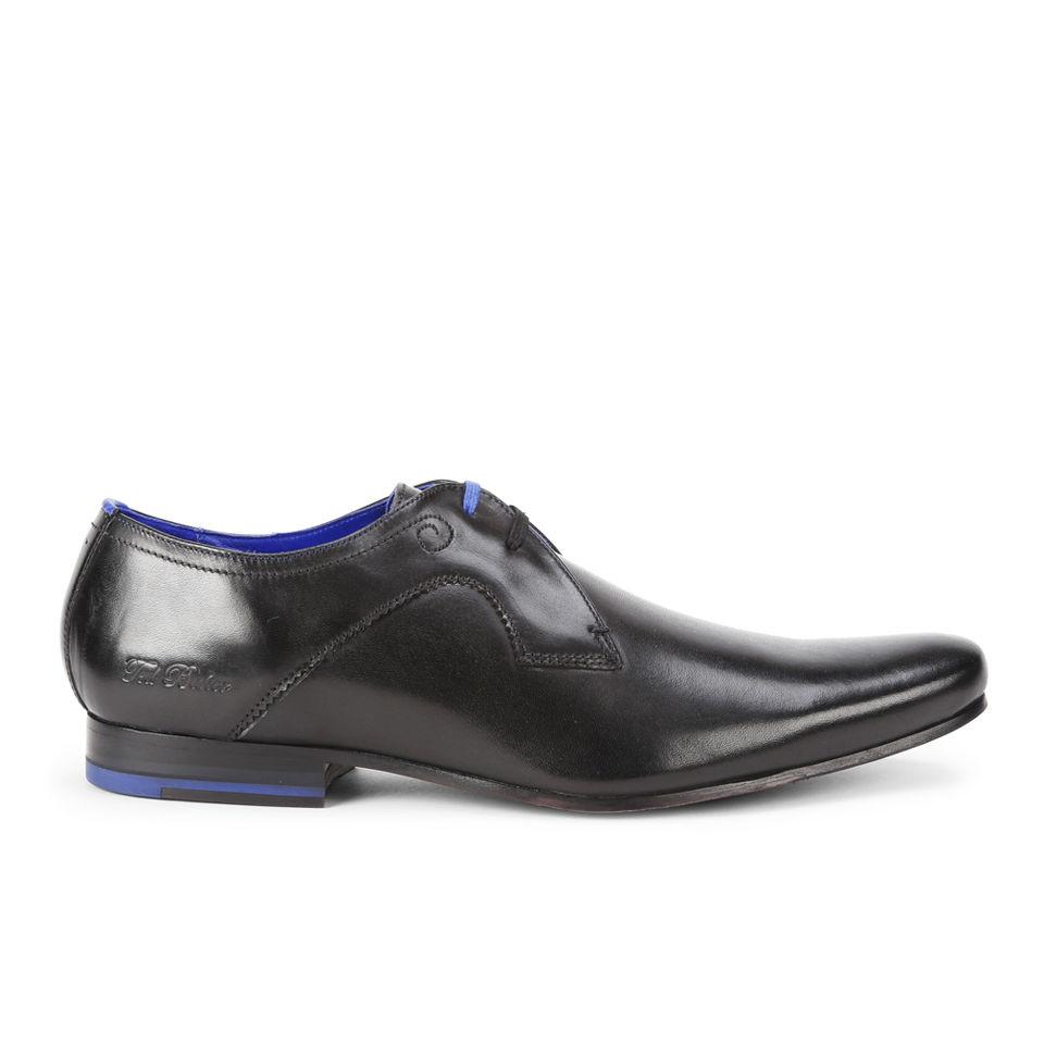 Ted Baker Men's Martt Leather Shoes - Black | FREE UK ...