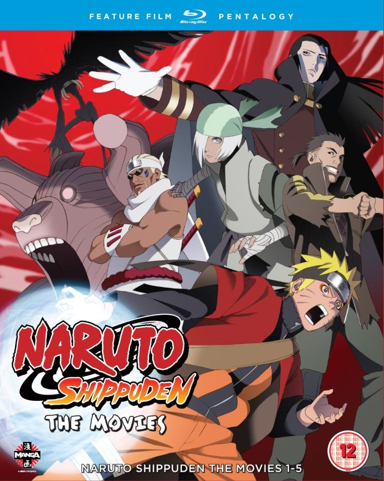 Naruto The Movie 5 'Bonds' Indonesia Subtitle - YouTube