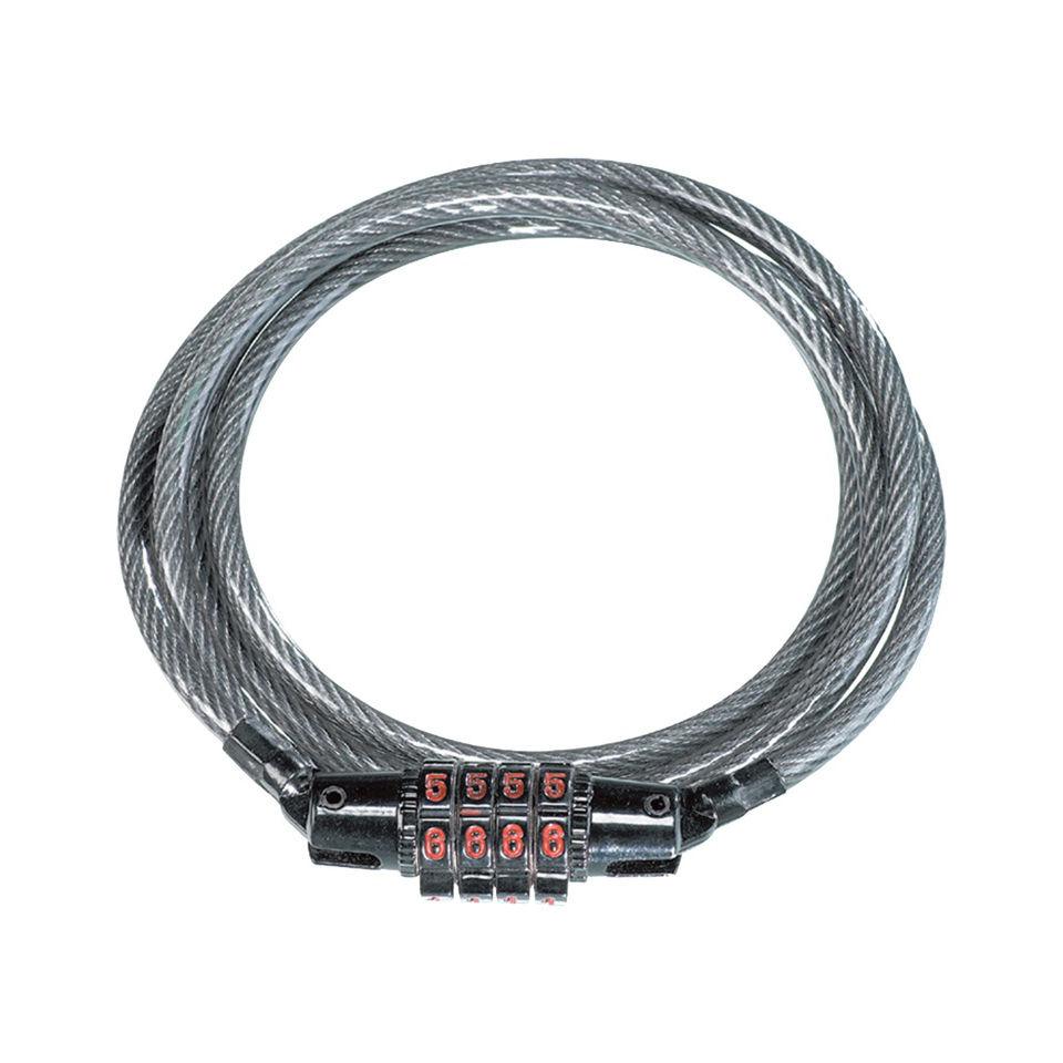 Kryptonite CC4 Combination Cable Lock   cykellås