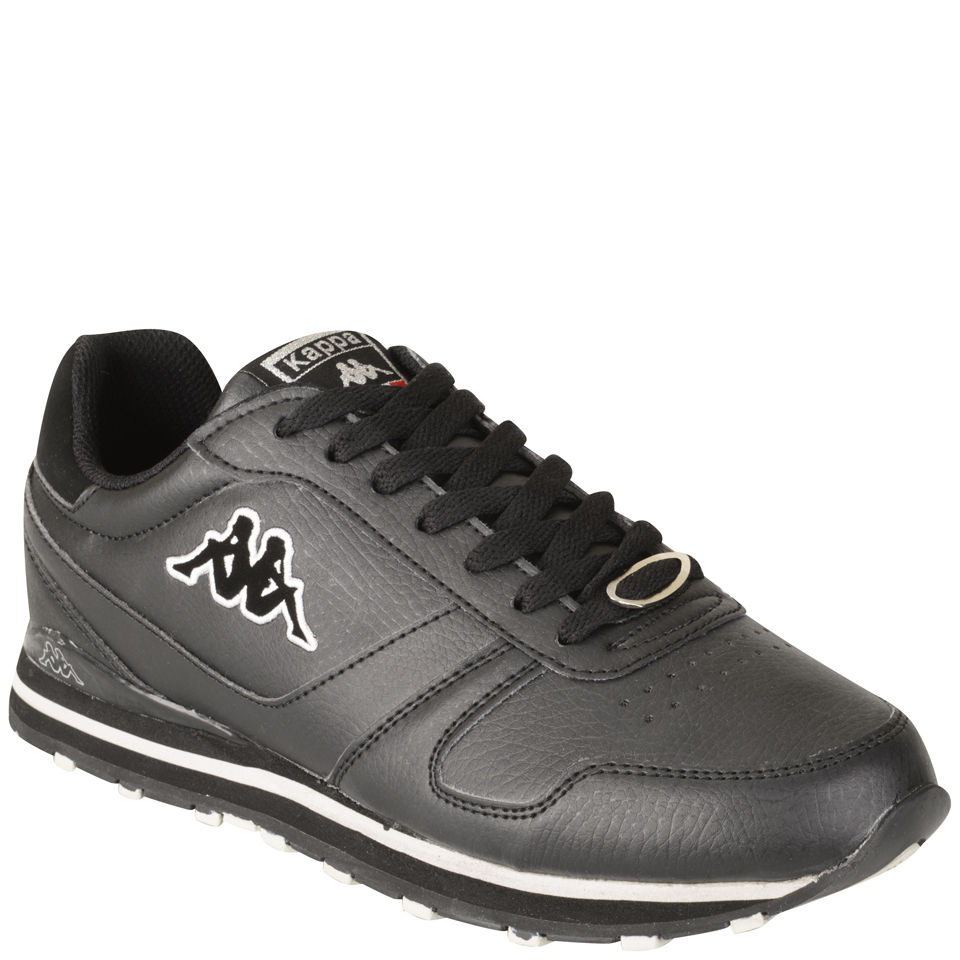 Kappa Men S Larem Trainers Black Mens Footwear Thehut Com