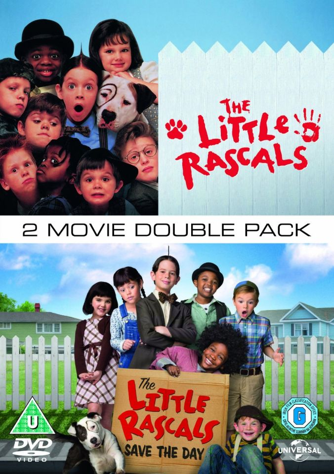 A review of the movie little rascals