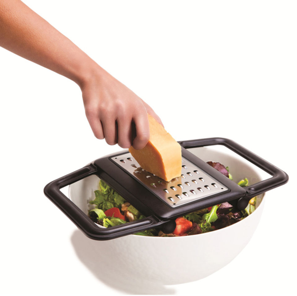 Quirky grip grater homeware zavvi for Cheap quirky homeware