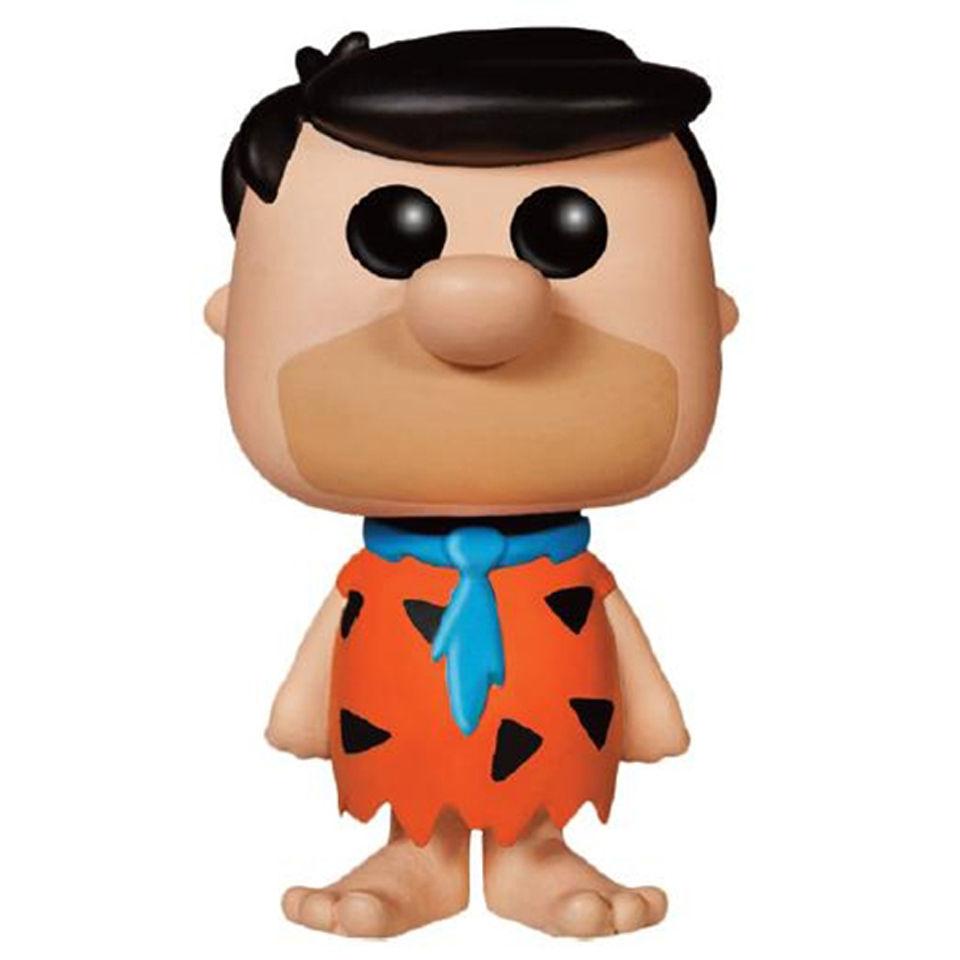 Hanna Barbera Flintstones Fred Flintstone Pop Vinyl