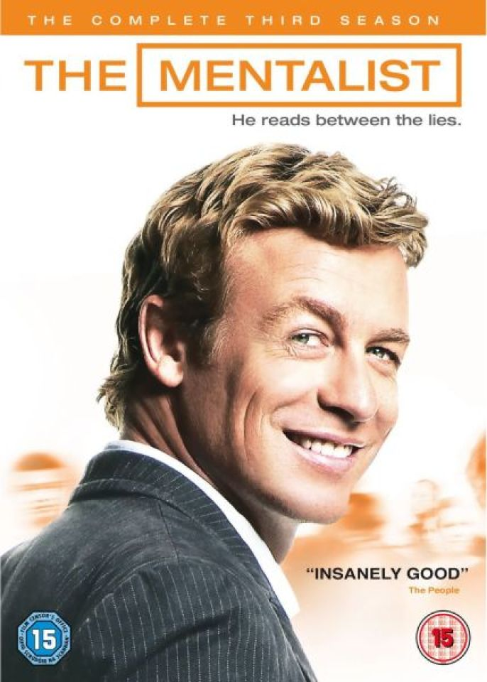 The Mentalist Burning Series