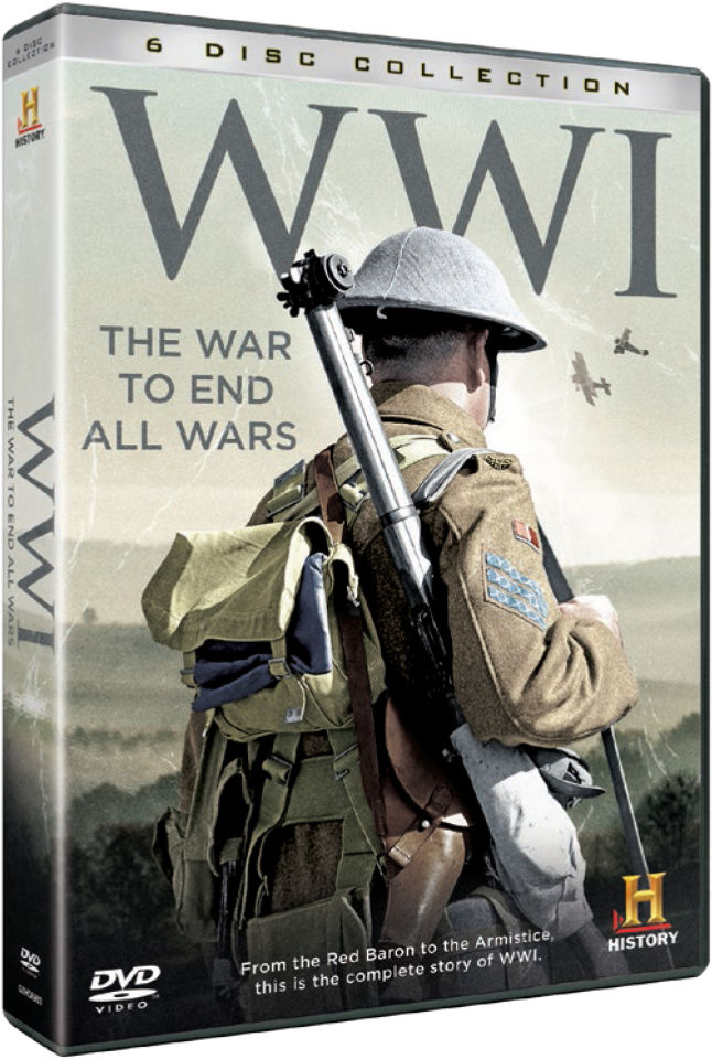 """war to end all wars The united states' entrance into world war i in 1917 resulted in major changes for the country, most notably the massive expansion of the federal government the """"war to end all wars,"""" coined by british author hg wells, not only failed to live up to that catchphrase's promise, some experts view wwi as the seed."""