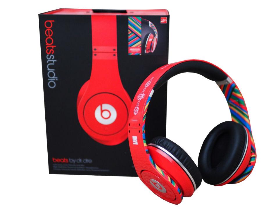 Beats By Dr Dre Studio Noise Cancelling Hd Coca Cola Ltd