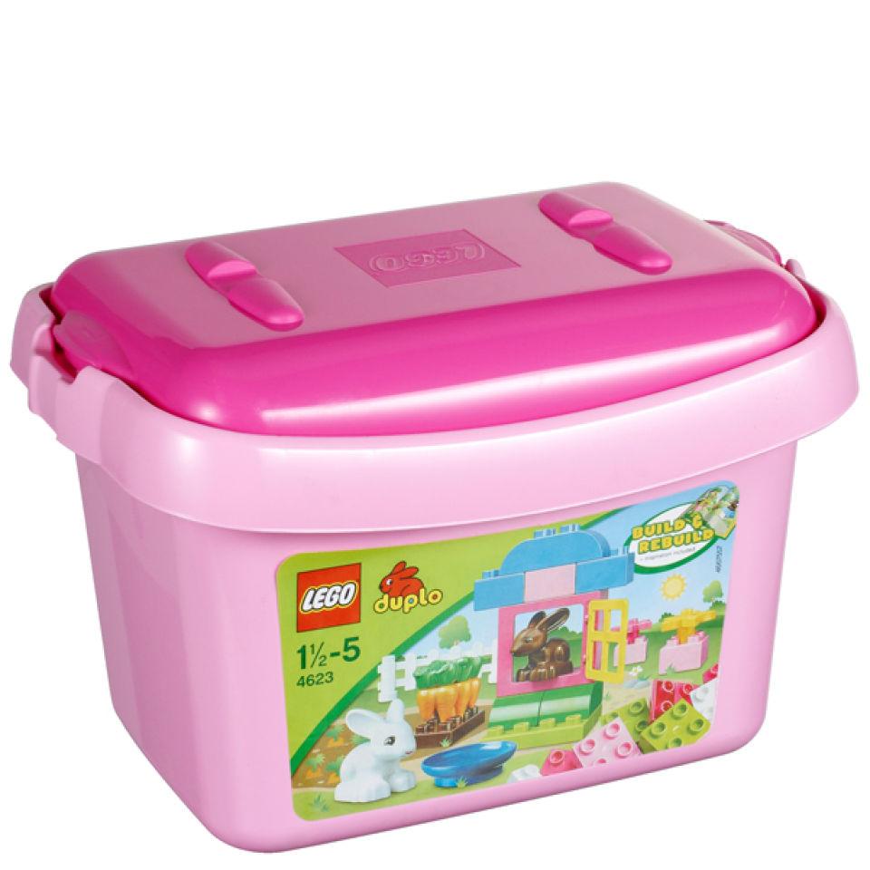 Lego Bricks Amp More Duplo Pink Brick Box 4623 Iwoot