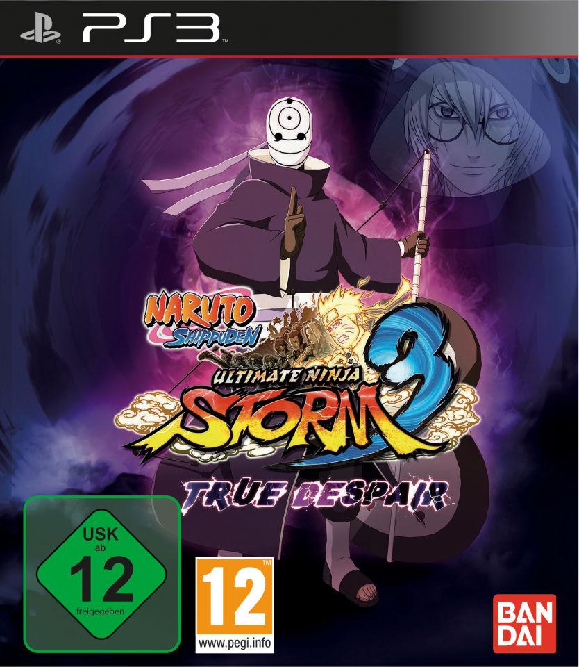 Naruto Shippuden Ultimate Ninja Storm 3: True Despair