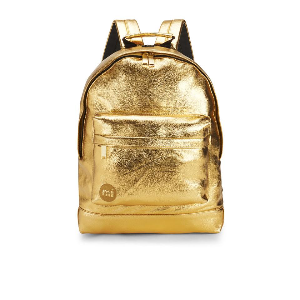 Mi Pac Gold 24k Backpack Gold