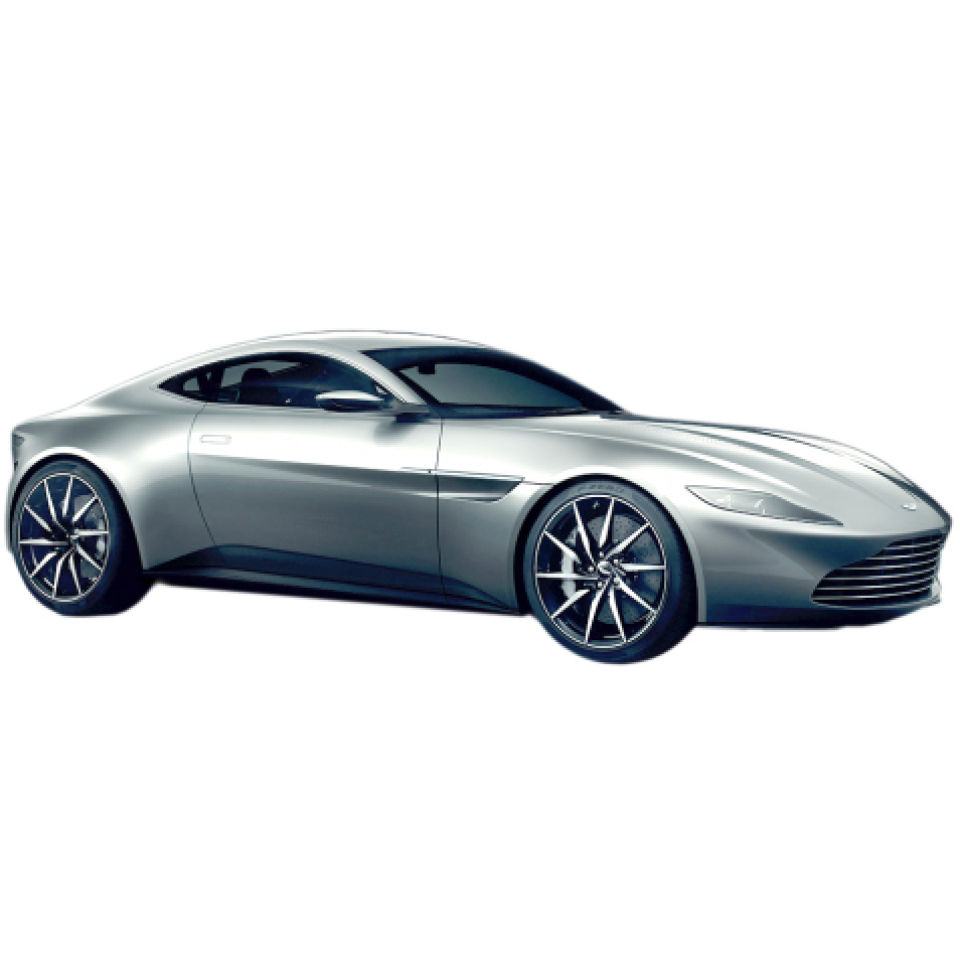 Hot Wheels Elite James Bond Spectre Aston Martin DB10 1:18