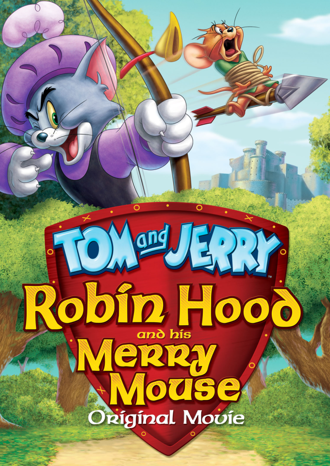 Tom And Jerry Wizard Of Oz Dvd Tom and Jerry: Robin H...