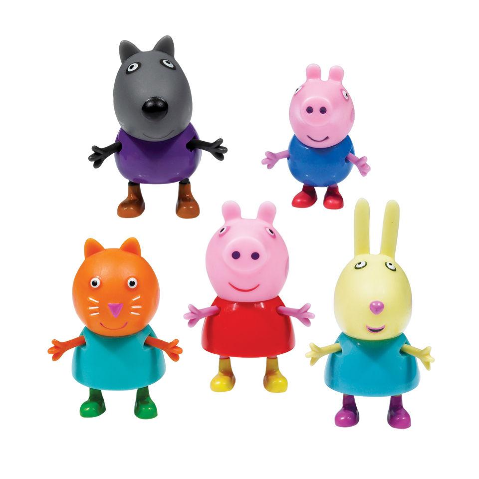 Видео свинка пеппа веселый свенчик новые серии