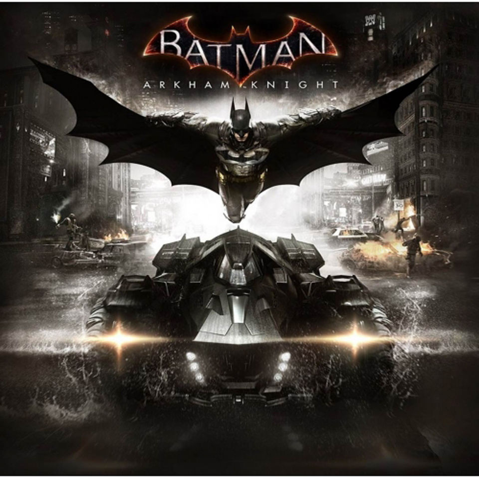 Arkham Knight' Walmart pre-order offers model Batmobile