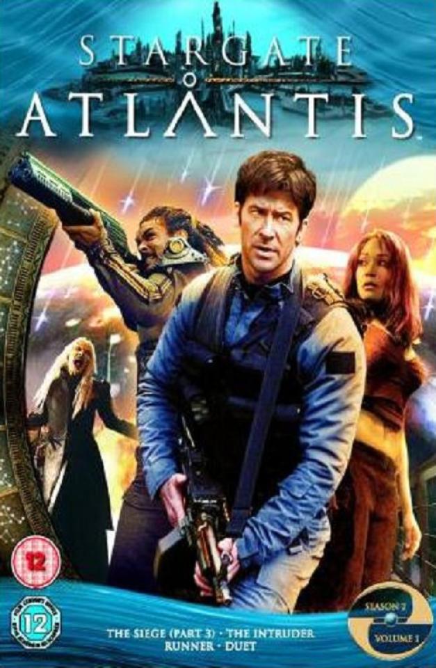 Stargate Atlantis Staffel 6 2021