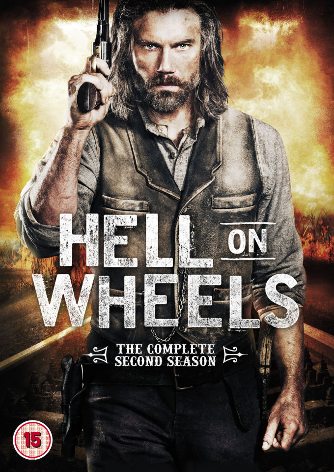 Hell On Wheels Kinox.To