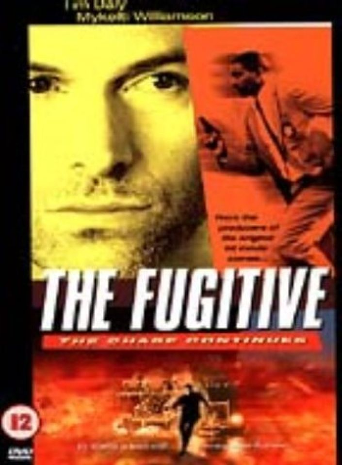 The Fugitive Tv Series Dvd Zavvi