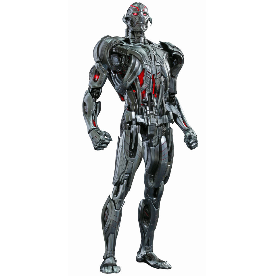 Hot Toys Marvel Avengers Age of Ultron Ultron Prime 1:6 ... |Ultron Avengers Age Of Ultron