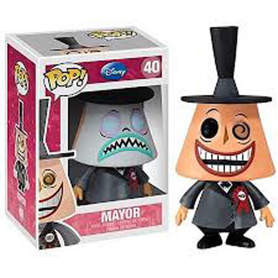 Disneys Nightmare Before Christmas The Mayor Pop! Vinyl Figure ...