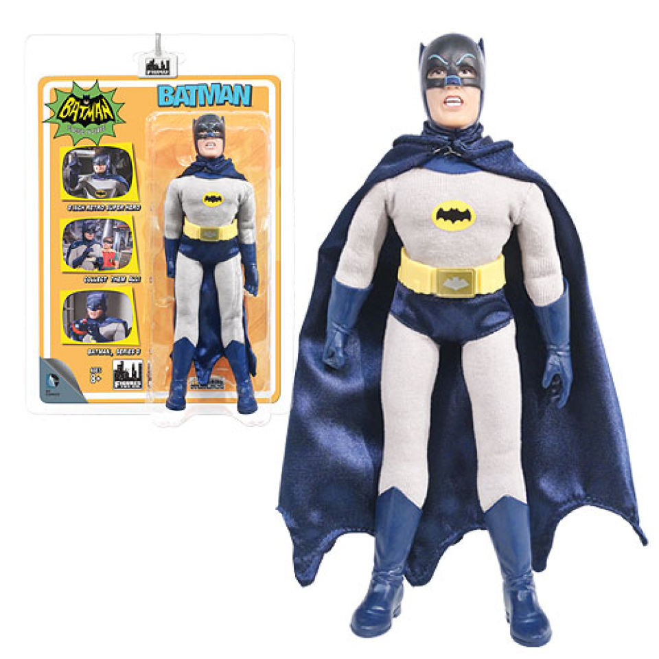 Dc Comics Batman 1966 Tv Series Batman 8 Inch Action