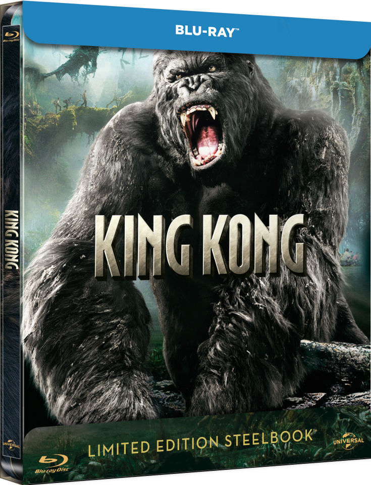 King Kong 2005 Zavvi Exclusive Limited Edition