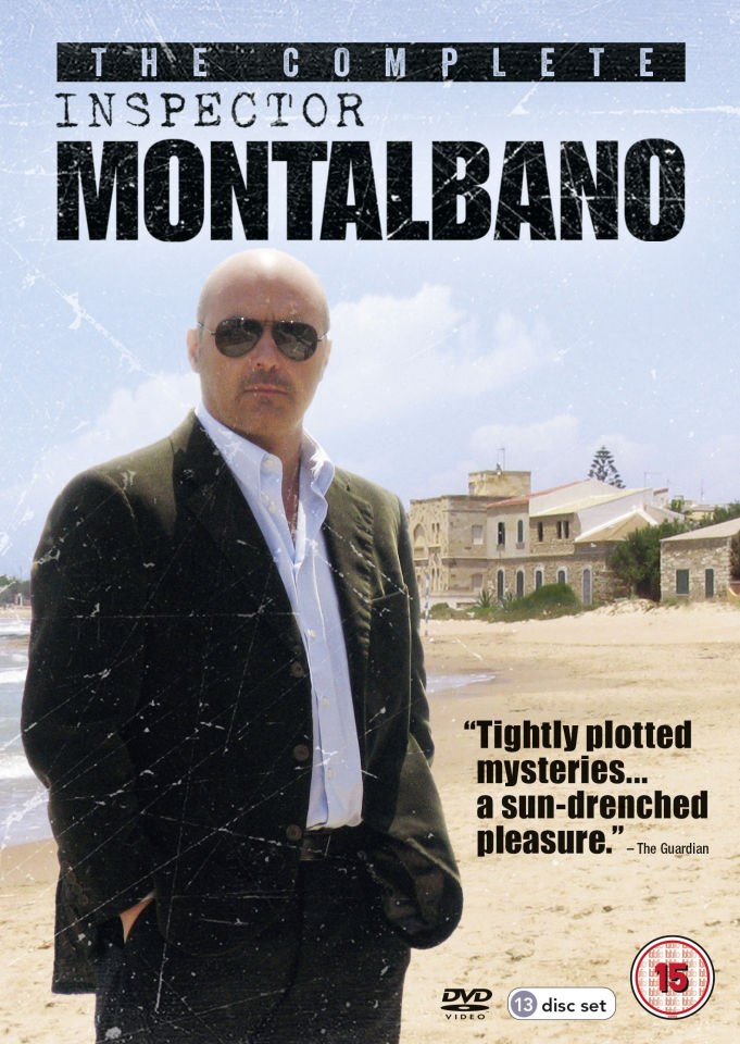 Inspector Montalbano The Complete Collection Dvd Zavvi