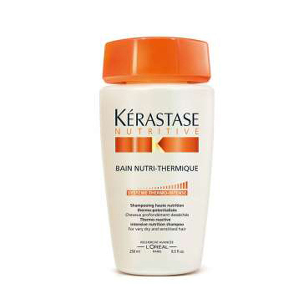 K 233 Rastase Nutritive Bain Nutrithermique 250ml Hq Hair