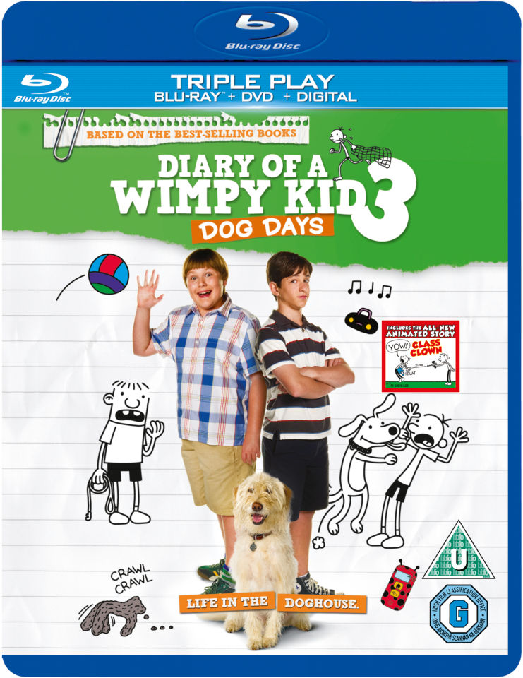 Where Is Diary Of A Wimpy Kid Dog Days Set