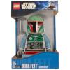 LEGO Star Wars: Boba Fett Minifigure Clock: Image 5